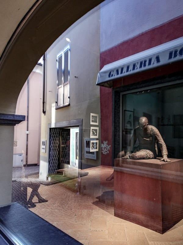 Bronzeskulpturen von Hanneke Beaumont