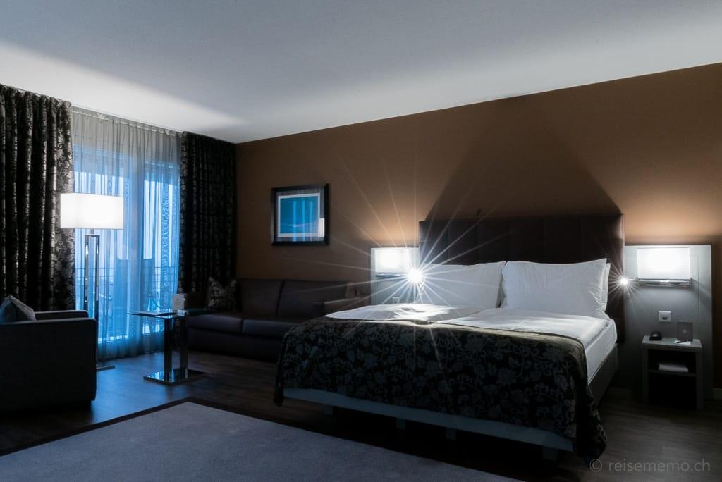 Hotelzimmer im Belvedere Locarno