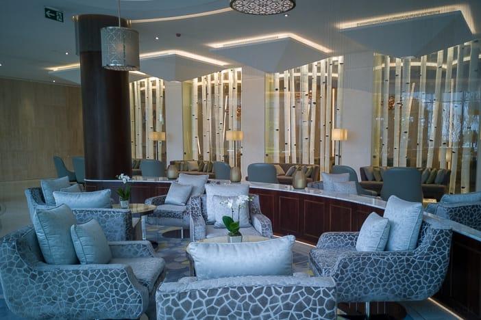 Café des Kempinski Muscat Hotels