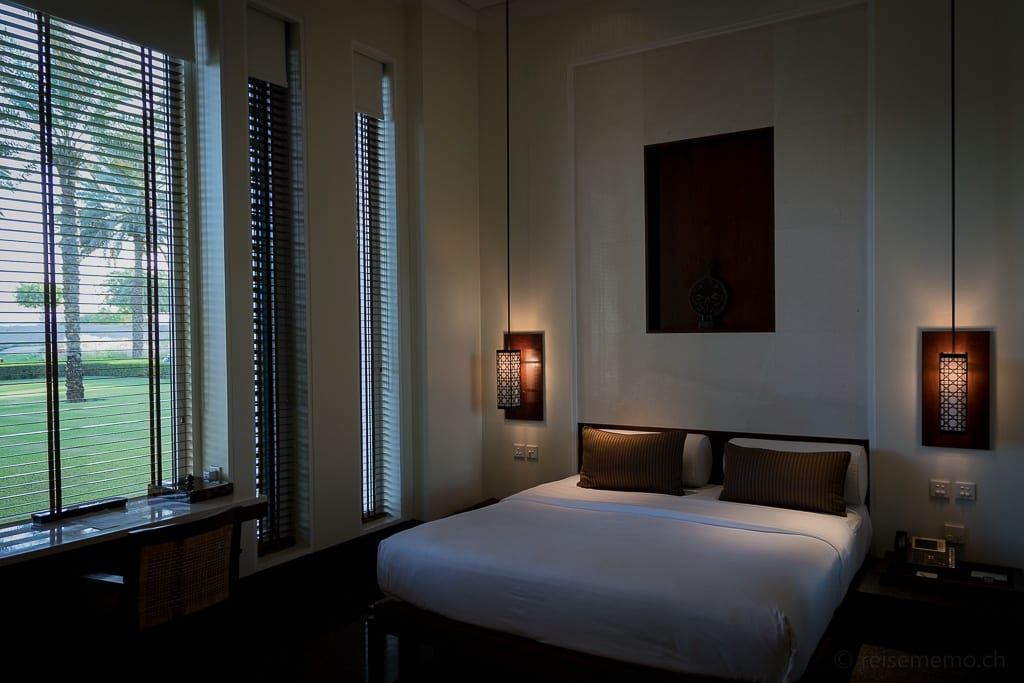 Deluxe Room im Chedi Muscat