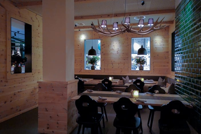 """Chalet"" des DELI-Restaurants"