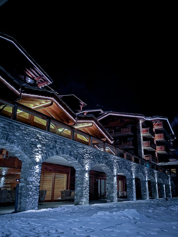 Hotel Nendaz 4 Vallées & Spa nachts