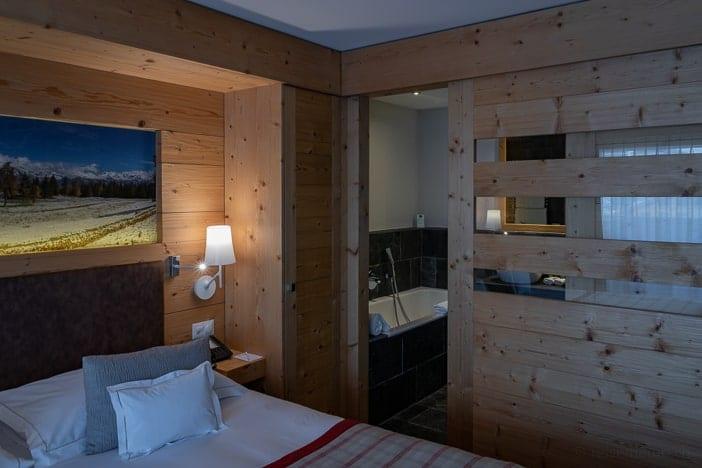 Hotelzimmer Nendaz 4 Vallées & Spa