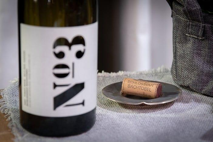 Pinot Noir vom Schlossgut Bachtobel
