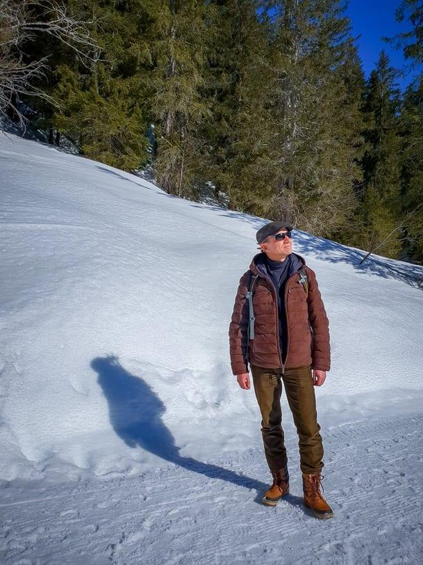 Winterwanderung im Hoch-Ybrig