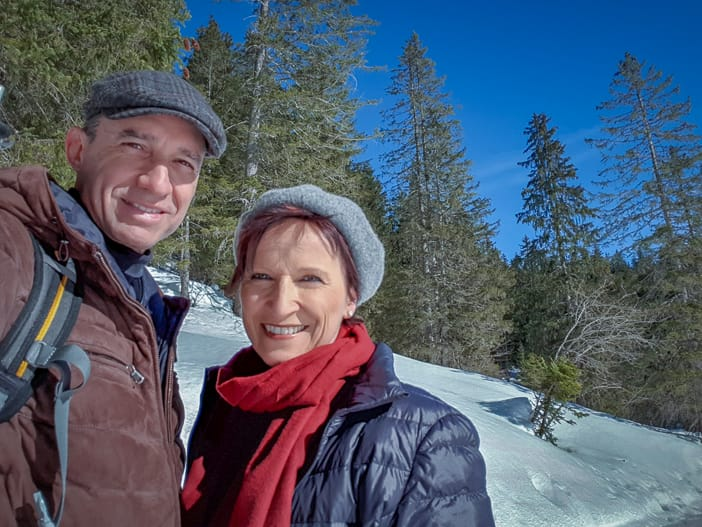 Winterwanderung Hoch-Ybrig