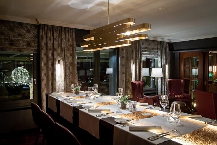 Restaurant Marée in Vaduz