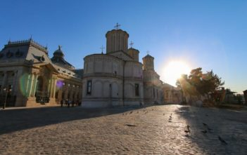 Patriarchalkathedrale Bukarest
