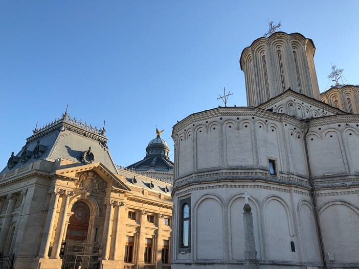 Patrialchalkathedrale Bukarest