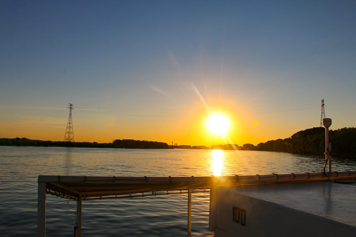 Donaudelta Rumänien