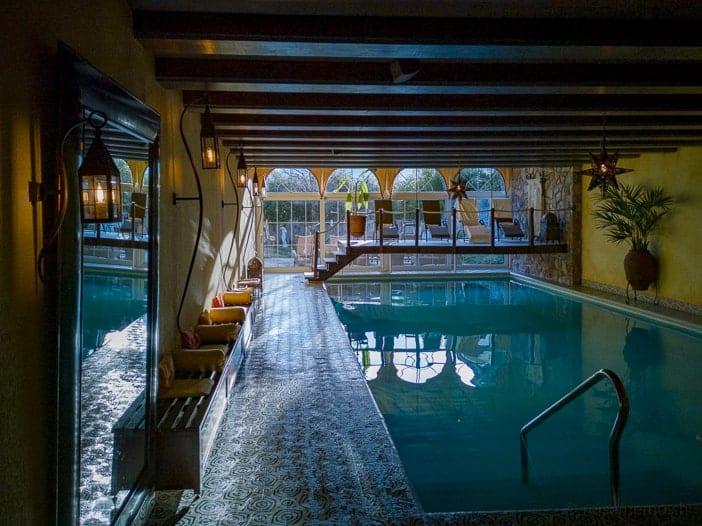 Spa im Park Hotel Sonnenhof in Vaduz