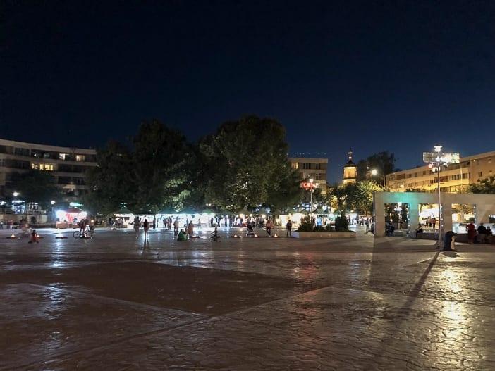 Tulcea Piata Civica