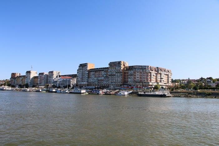 Tulcea Donaudelta Rumänien