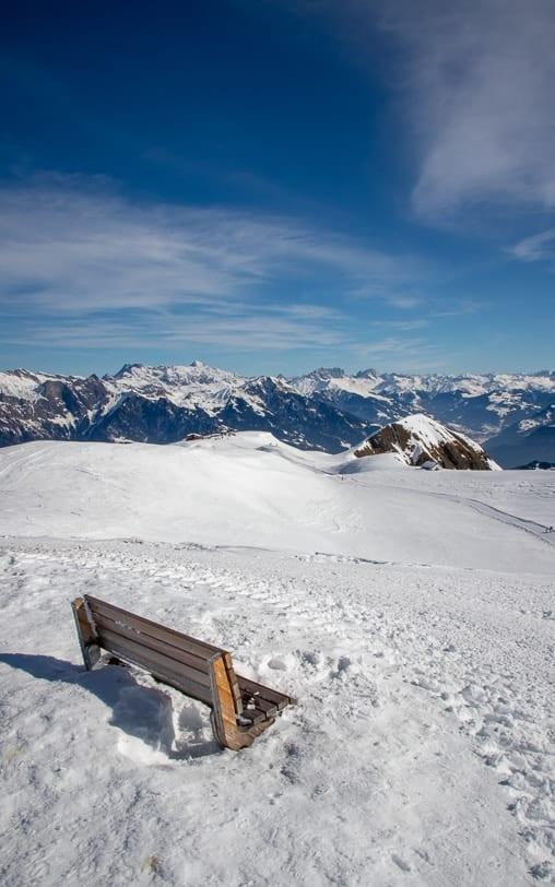 Panorama Höhenweg Pizol