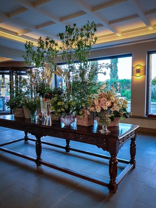 Lobby Castelfalfi Resort
