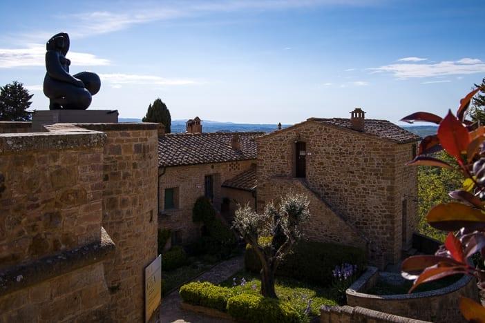 Borgo von Castelfalfi