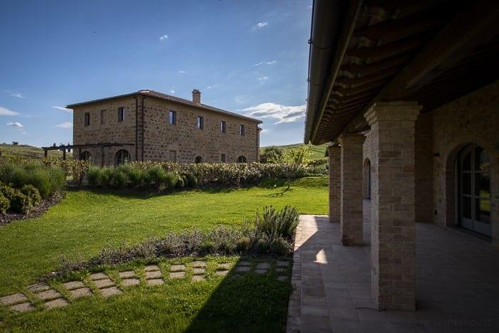 Casale am Golfplatz Castelfalfi