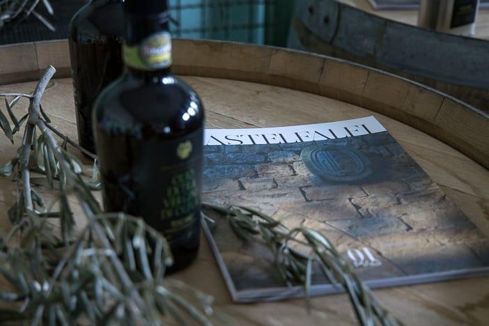 Castelfalfi Weinkeller und Ölmühle, Toskana