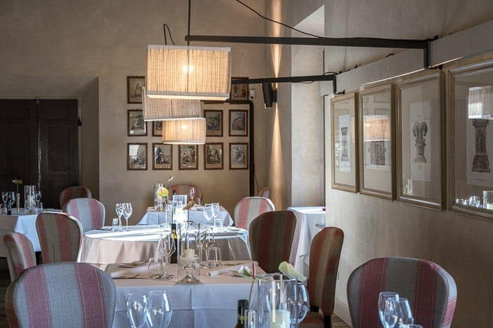 La Rocca Restaurant Castelfalfi