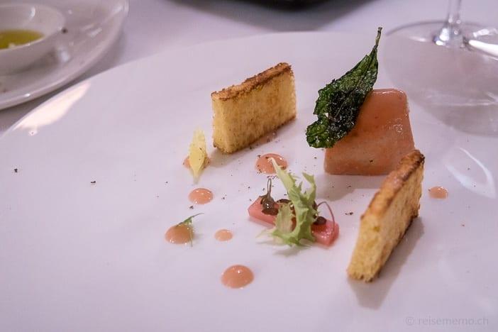 Foie Gras und Hühnerleber-Paté