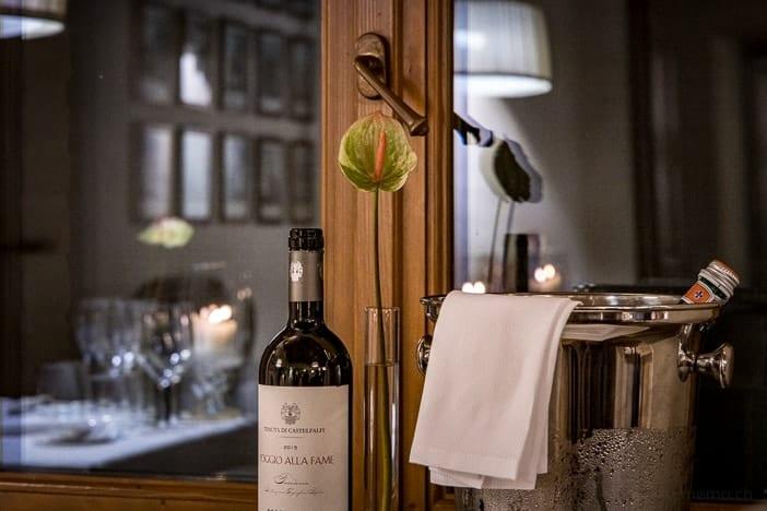 Wein aus der Tenuta di Castelfalfi