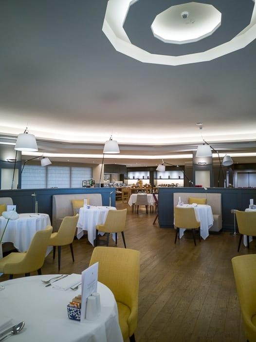 Restaurant La Via del Sale Castelfalfi