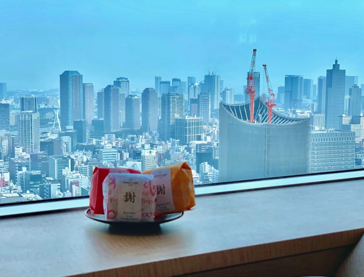Skyscrapers of tokyo