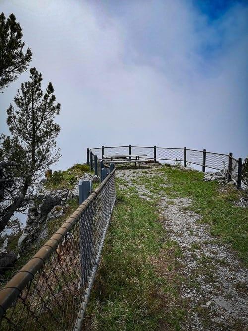 Aussichtsplattform Chänzli