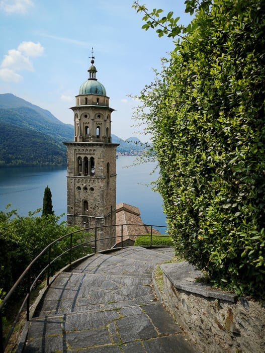 Kirchenturm S. Maria del Sasso