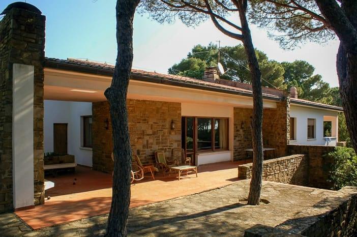 Ferienhaus in der Maremma, Toskana