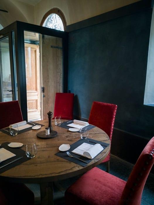 Restaurant La Sorgente Vico Morcote