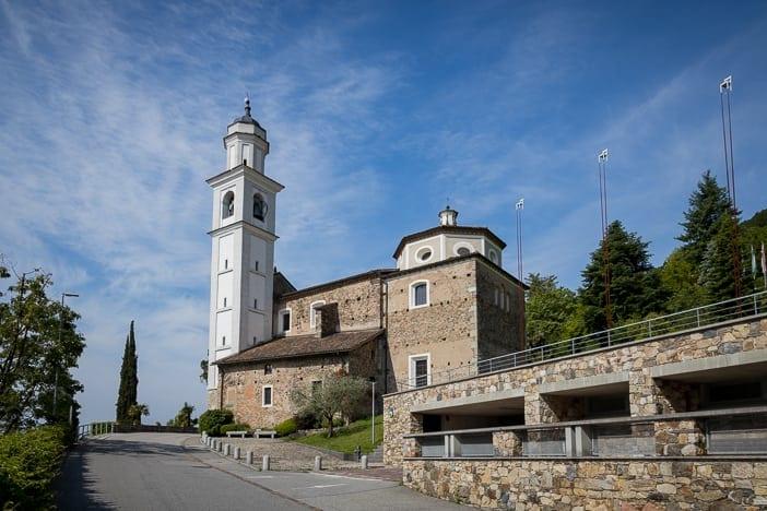 Chiesa dei Santi Fedele e Simone Vico Morcote