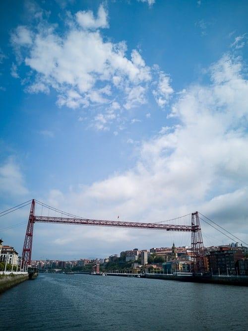 Brücke von Biskaya