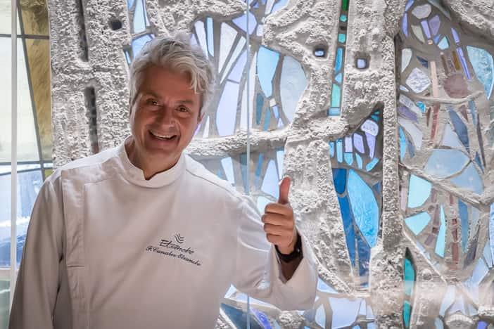 Chef Fernando Canales