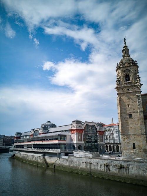 Mercado de la Ribera, Bilbao