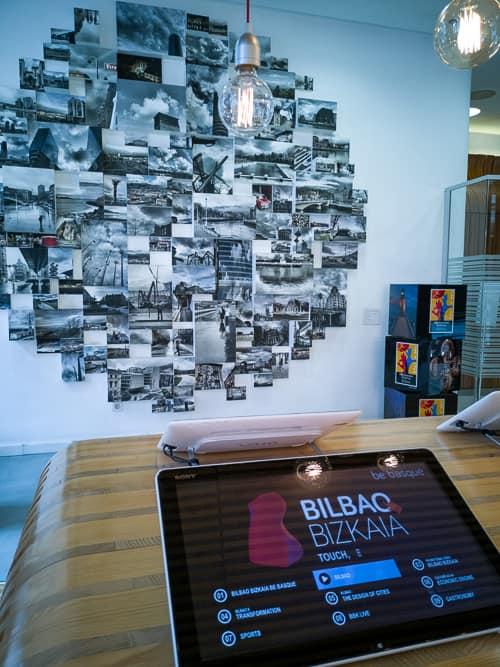 Tourismusbüro Bilbao