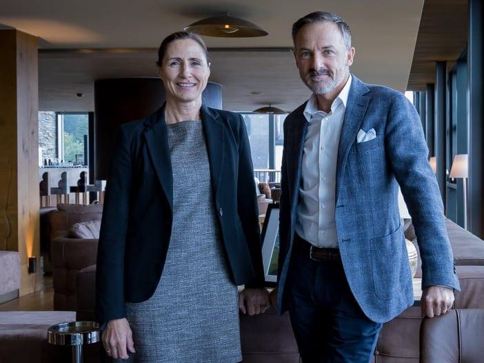 Sabine und Didier Bru