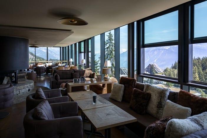 Restaurant Lounge Crans Ambassador