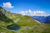 Chüebodensee im Glarnerland