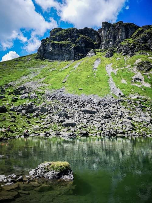 Wanderung zum Chüebodensee