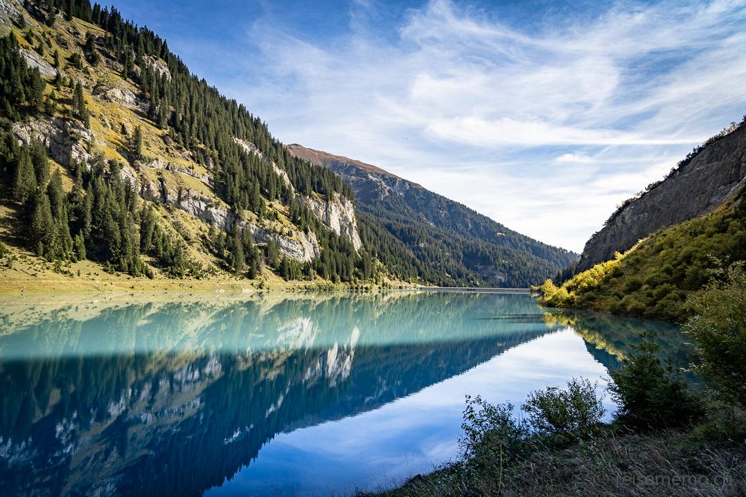 Panixersee im Val Pigniu