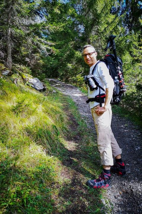 Wanderweg zum Panixersee