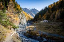 Ausflugsziel, Besenbeiz, Graubünden, Herbst, Herbstwanderung, Val Varusch, Wanderung, https://reisememo.ch/europa/schweiz/val-varusch-alp-trupchun-schweizer-nationalpark, wandern