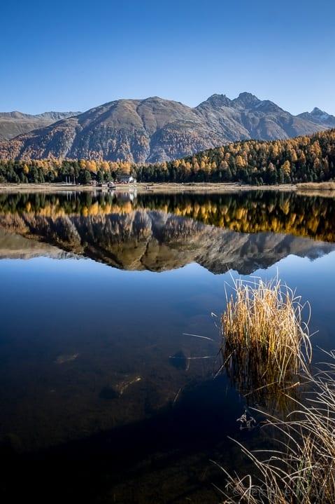 Herbstwanderung zum Stazersee