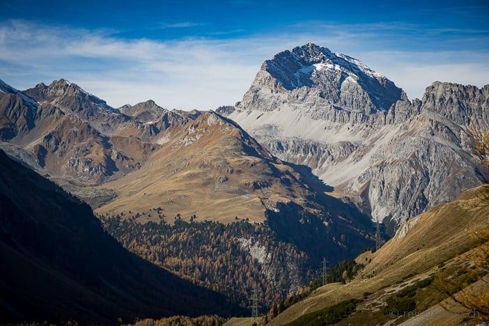 Piz Ela Graubünden