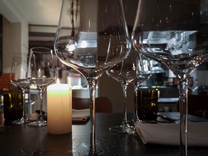 Review Restaurant Mémoire Zürich