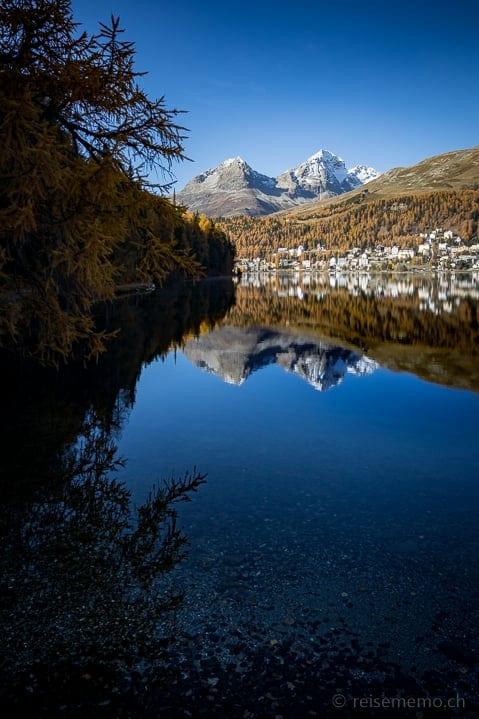 Ausflugsziel, Graubünden, St. Moritzersee