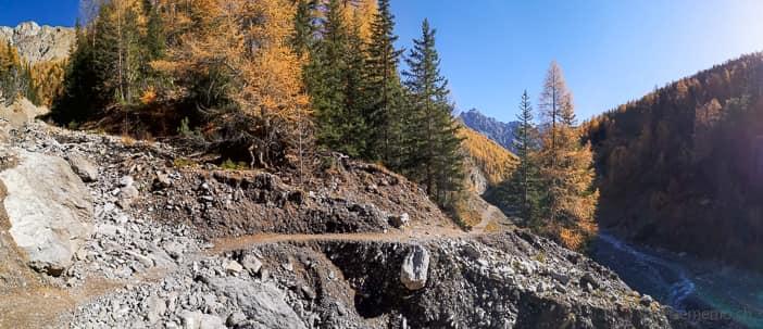 Wanderung zur Alp Trupchun im Schweizerischen Nationalpark