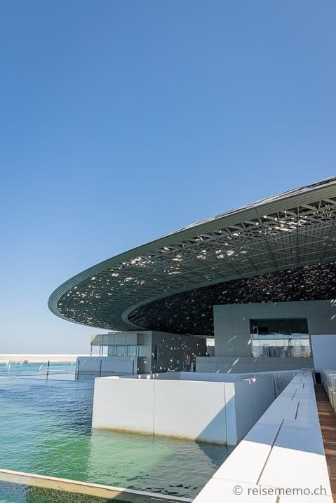 Louvre Abu Dhabi auf Saddiyat Island