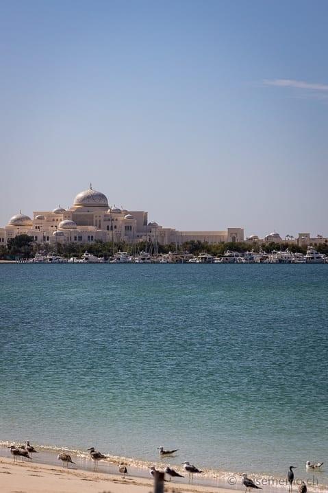 Präsidentenpalast Qasr Al Watan